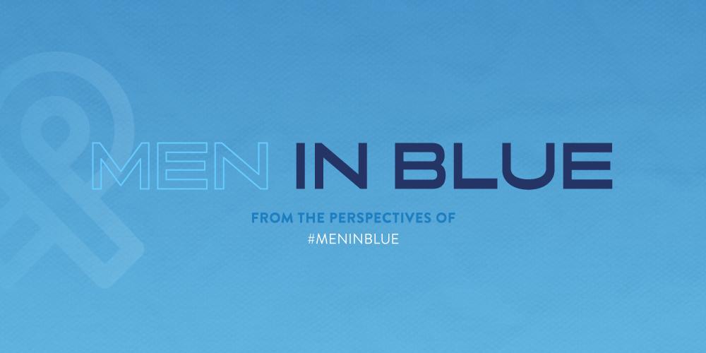 Men In Blue - Prostate Cancer Stories